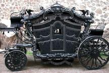 hearse / by freaky freaks
