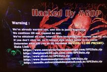 Hacked Website / Screenshot of Hacked & Defaced Website All Around The World