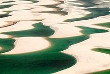 Natural wonders in Brazil