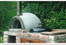 Pizza Oven - Making and Cooking