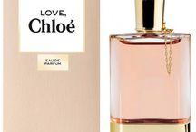 Perfumes preferidos
