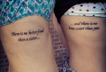 tattoo ideas / by Courtney McFarland