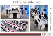 Call Center Sistemleri / www.newlineofis.com