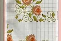 graficos de flores