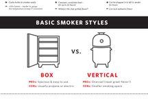 Smoker bbq