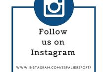 ESPALIER ON INSTAGRAM / Be sure to follow us on Instagram!  https://www.instagram.com/espaliersport/