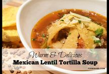 Soups To Try / soup / by Angela Regan