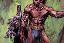 Comic Artist - Glenn Fabry