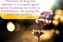 Christian Inspiration *Bonnie's Heart and Home* / Christian articles that inspire