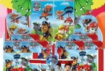 Paw Patrol Party Ideas / Calling all Paw Patrol lovers!  Paw Patrol Party Supplies and Printables found at www.instantpartypacks.com.au
