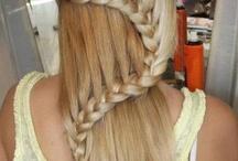 hair hair hair!! / by Abby Hammons
