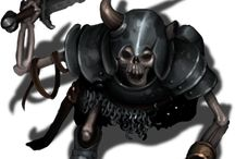 Fantasy RPG - tokens