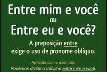 Não mate o português