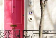 doorways / by Mackenzie Reedy