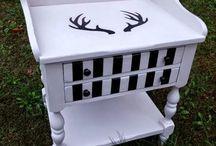 Repainted furniture 3