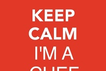 Culinary School Motivation / Some fun and inspirational banners and slogans to help inspire you through culinary school