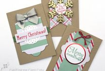 Stampin' Up! Oh What Fun Gift Tag Project Kit