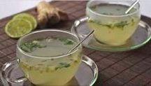 chá para o corpo