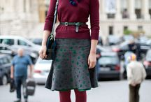 Paris Fashion Week SS '13 :: Street Style / by Roepke PR