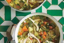 Soups / by Gabby Fiorenza