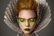 costume make up styling