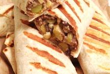 Wraps, Burritos, Pita & Co