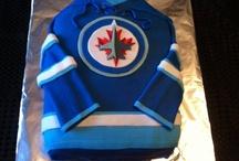 Jets cake