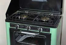 Gas Appliances / Great inventions for the great outdoors!  Ideal for camping, caravaning or even load shedding!