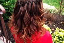 Kiddo Hair! / Hairstyles & Tips for kids hair... one of these days I will perfect the Elsa braid!