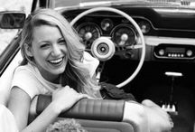Blake Lively / Love her style.