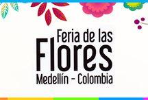 Ferias y Eventos / Aquí encontrarás planes turísticos de ferias y eventos especiales en Colombia, una forma diferente de conocer este colorido país.