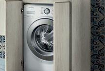 copri lavatrice