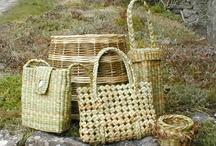 Плетение из прочих материалов