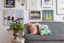 Gallery walls / by Shannon Flecke
