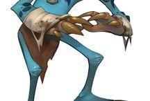 Fresh Character design