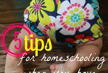 Homeschool Tips & Resources for Mom