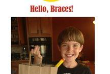 Braces / by Jennifer Newman Easter