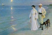 Art - The beautiful sea