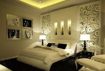 Romantikus hálószobák