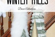 Holiday - Xmas Crafts / by Jenny Giannoulis