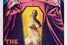 Horror movie poster / Horror movie poster