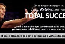Programul - SUCCES TOTAL IN  PASI de Tony Robbins / S-A LANSAT!!! Programul video gandit de Anthony Robbins - TOTAL SUCCESS IN 6 PASI este disponibil acum si in Romania GRATUIT!  Uneori, o mica schimbare poate avea un impact major asupra vietii noastre. Descopera cu ajutorul lui Tony, poti crea acel echilibru necesat pentru a atinge implinirea si succesul in viata dar si in afaceri. Click aici: http://bit.ly/TotalSuccess