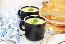 Ces soupes et potages
