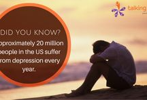 Depression / Here you will find the information related to depression, life experiences, opinions etc.