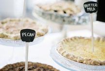 Pies / by Jacquelyn Gleaves