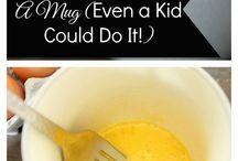 Mug Eggs