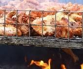 Wood Fire Oven Chicken Recipe / Wood Fire Oven Chicken Recipe