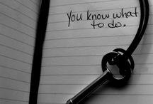 Used Writing