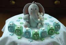 Designs created for other cake decorators / This is a collection of items I make for other cake decorators. Enjoy! / by Frances Gill