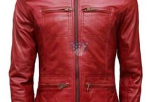 Once Upon A Time Leather Jacket